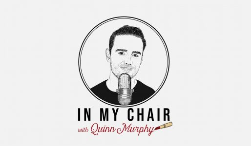 Makeup Artist Quinn Murphy's New Podcast, In My Chair, Is a Must Listen For Any Beauty-Lover