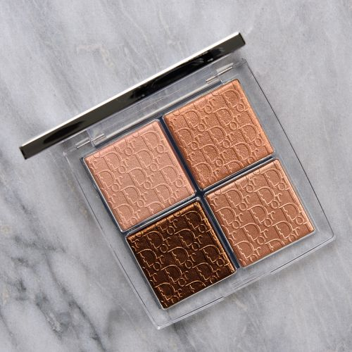 Dior Copper Gold Backstage Glow Palette Review & Swatches