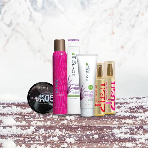 THE WINTER HAIR SURVIVAL GUIDE