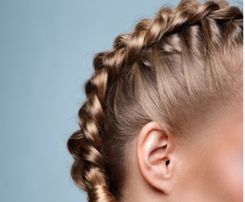 Easily Hide Hair Breakage With These Styles