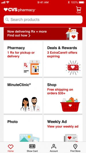 The CVS App Is Currently Giving Away Free Beauty Gifts