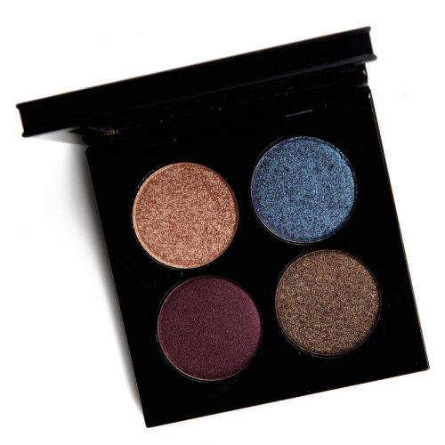 Pat McGrath Interstellar Icon Celestial Divinity Luxe Eyeshadow Quad Review & Swatches