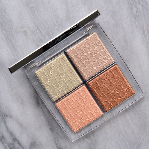 Dior Glitz Backstage Glow Palette Review & Swatches