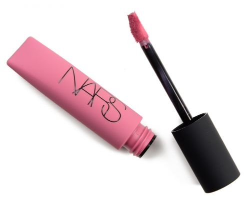 NARS Chaser & Thrust Air Matte Lip Colors Reviews & Swatches