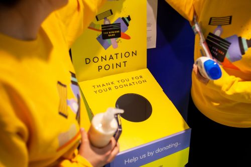 Unilever Teams Up With The Hygiene Banks and Boots to Help Tackle Hygiene Poverty