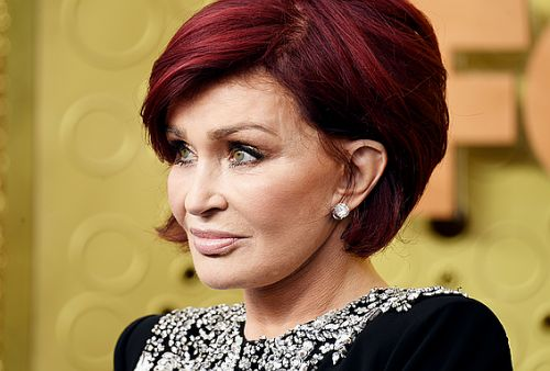Sharon Osbourne Just Went All-White After 18 Years of Her Classic Auburn Hair