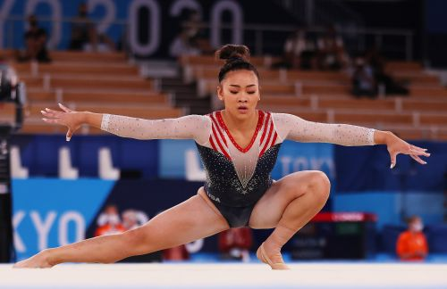 Suni Lee Just Won the All-Around Gymnastics Gold Medal-Here's How Much Her Net Worth Is