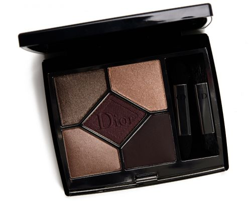 Dior New Look (599) Eyeshadow Palette Review & Swatches