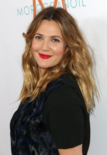 "Drew Barrymore Says She Won't Get Plastic Surgery: ""We're Going to Age, and It's OK"""