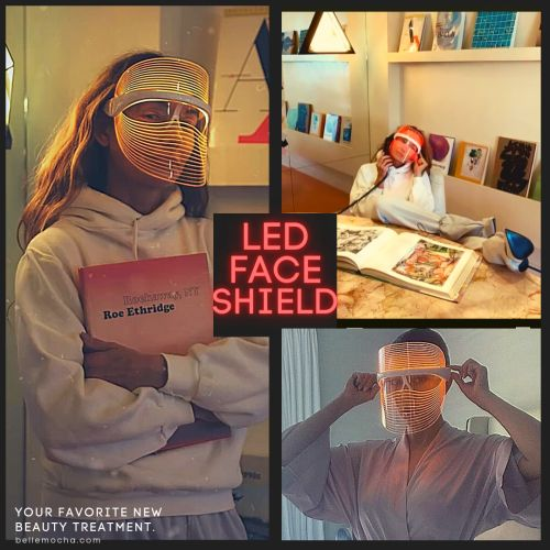 This LED Mask Brings NASA Technology to Your Beauty Routine