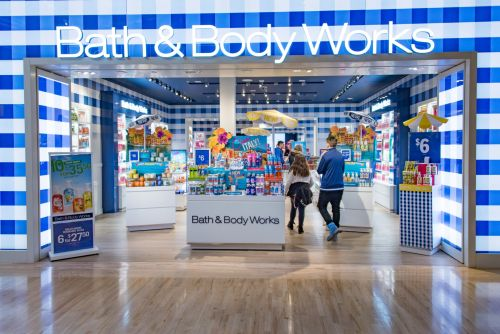 Bath & Body Works Is Closing 50 Locations Nationwide, and Malls Just Won't Be the Same