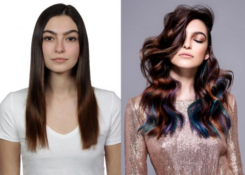 How Hair Extensions Helped One Woman Get Her Confidence Back