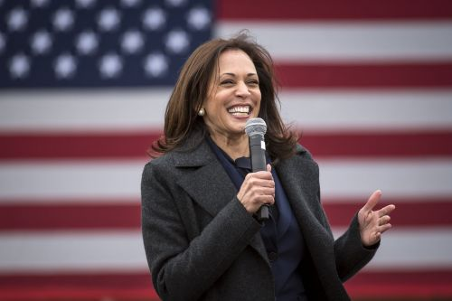 Kamala Harris Chooses to Wear Her Hair Straight - and That's OK