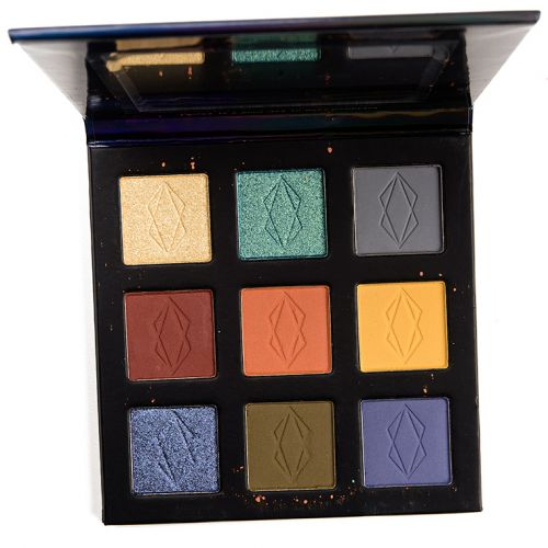 Lethal Cosmetics Dreamsign Eyeshadow Palette Review & Swatches