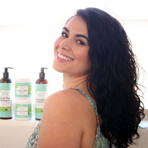 Vegan & Affordable Curly Hair Products from Sky Organics