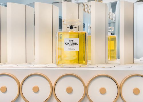 Chanel Celebrates Its Factory 5 Collection With an Immersive Experience at Selfridges