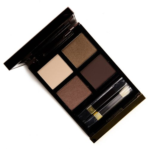 Tom Ford Noir Fume Eye Color Quad Review & Swatches