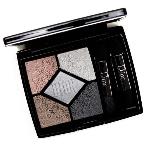 Dior Moonlight High Fidelity Colours & Effects Eyeshadow Palette Review & swatches