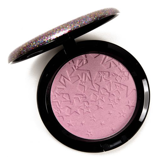 MAC Shooting Star Opalescent Powder Review & Swatches