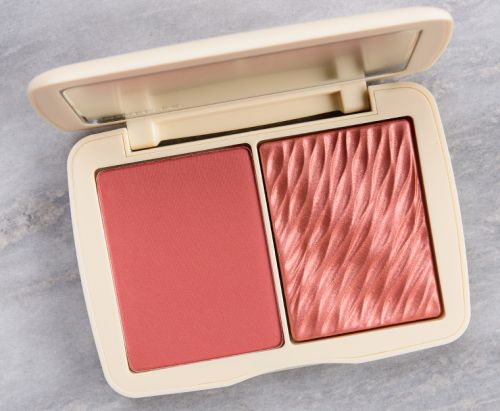 Cover FX Spiced Cinnamon Monochromatic Blush Duo Review & Swatches
