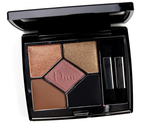 Dior Golden Day Eyeshadow Palette Review & Swatches