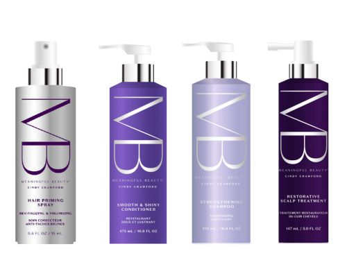 Cindy Crawford Is Launching Anti-Aging Hair Care
