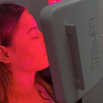 I Tried a Clinical Microneedling Treatment That Promised Glowing Skin with Little Downtime