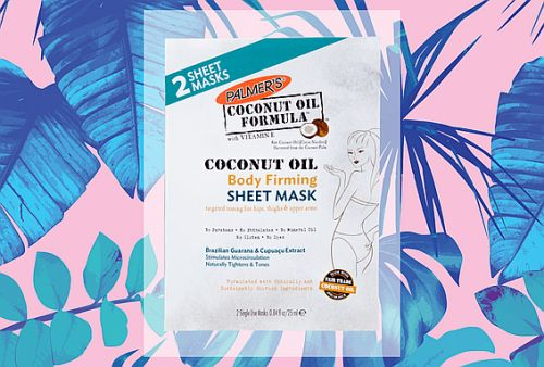 A Sheet Mask That Tightens and Tones Your Body