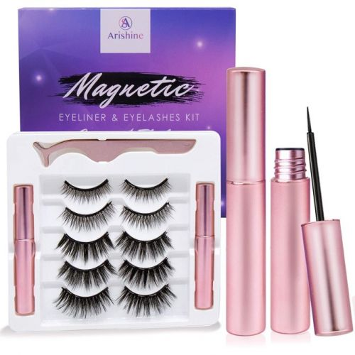 The Best Magnetic Lashes That Are Surprisingly Easy to Apply