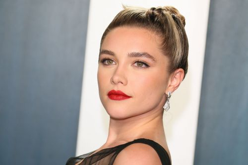 Florence Pugh's Summery Pastel-Dipped Ends Are Making Us Want to Reach for the Boxed Dye