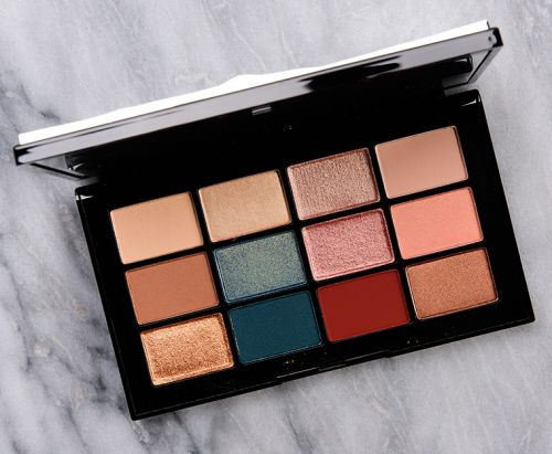 NARS Cool Crush Eyeshadow Palette Review & Swatches
