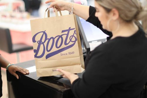 Boots Is Replacing Plastic Bags For Paper Ones After Being Inspired by Blue Planet