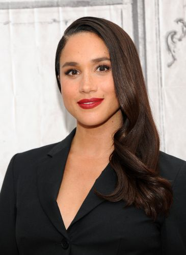 "How Meghan Markle Overcame Feeling ""Not Thin, Pretty, or Ethnic Enough"""