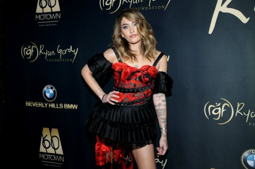 If You Look Closely, Paris Jackson's Van Gogh Tattoo Kinda Looks Like Nigel Thornberry