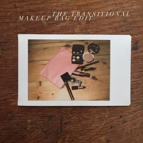 THE TRANSITIONAL MAKEUP BAG EDITTechnically yes, it is still