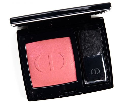 Dior New World (365) Rouge Blush Review & Swatches