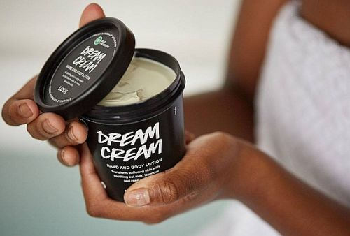 Lush Body Lotion's Unexpected Side Effect: Completely Clearing Up a Terrible Case of Baby Eczema
