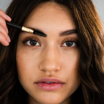 How-To Beauty: Diffused, Fluffy Brows