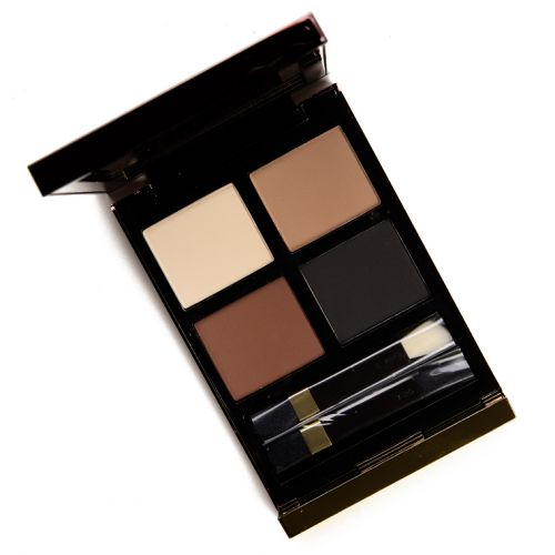 Tom Ford Mink Mirage Eye Color Quad Review & Swatches