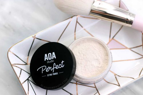 Best Powder for Baking on a Budget: AOA Perfect Setting Powder
