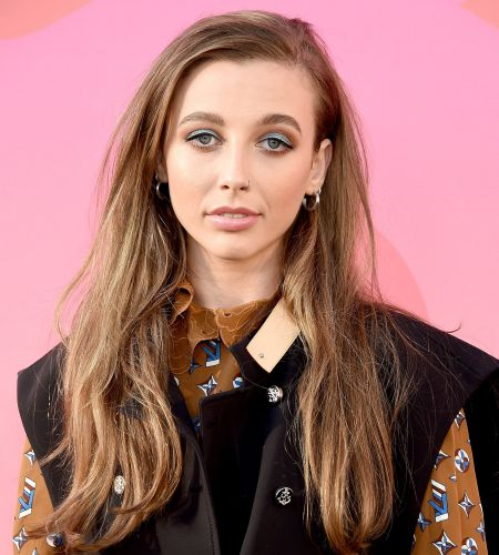 Emma Chamberlain Looks Like She Could Star in The Queen's Gambit With Her New Red Hair Color
