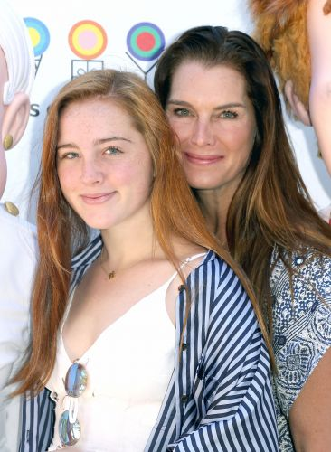 How Sweet! Brooke Shields and Her 18-Year-Old Daughter Get Twin Tattoos as a Graduation Gift
