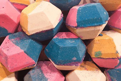 You Can Now Use Bitcoin to Buy Bath Bombs