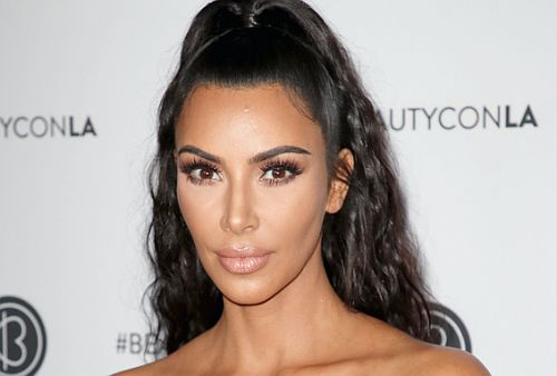 Kim Kardashian West Used to Never Wear These Two Beauty Staples