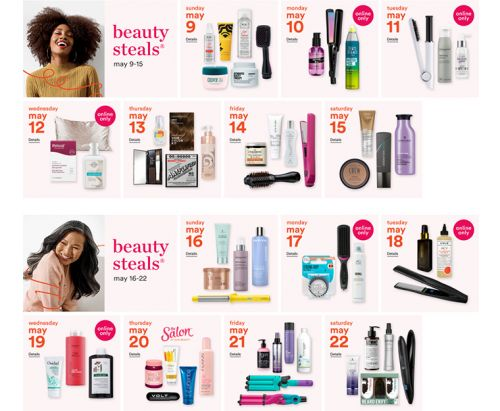ULTA's Gorgeous Hair Event: 50% Off Hair Products!