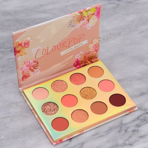 ColourPop Sweet Talk Palette Review & Swatches