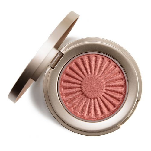 BareMinerals Kiss of Rose Gen Nude Blonzer Review & Swatches