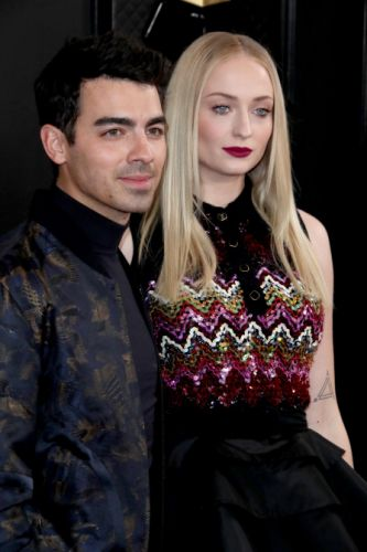 Joe Jonas & Sophie Turner Are CouplesGoals at the Grammys & These Photos Prove It