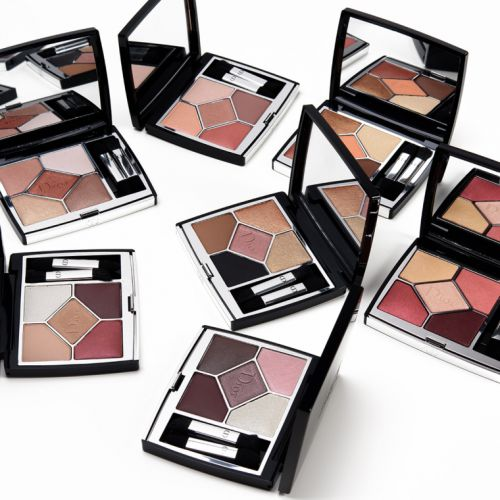 Dior 5 Couleurs Couture Eyeshadow Palette Swatches